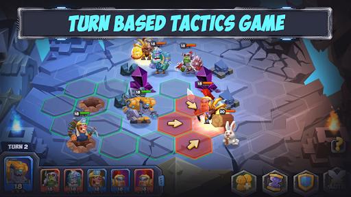 Tactical Monsters Rumble Arena -Tactics amp Strategy 1.18.1 screenshots 9