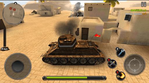 Tanks of Battle World War 2 1.32 screenshots 10
