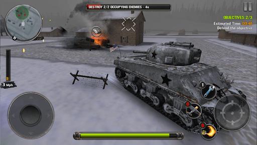 Tanks of Battle World War 2 1.32 screenshots 15