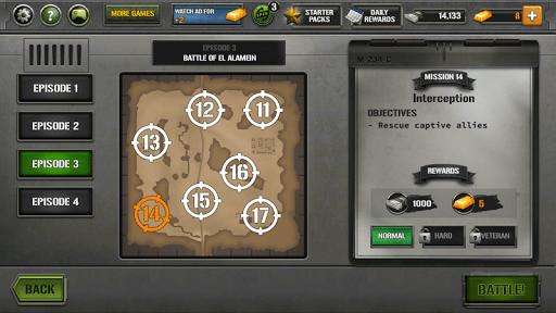 Tanks of Battle World War 2 1.32 screenshots 7