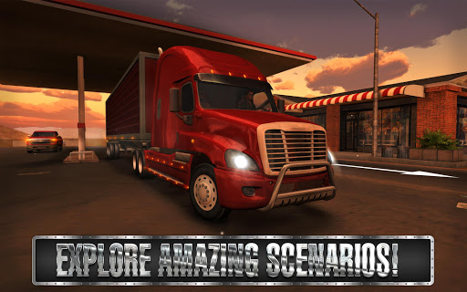Truck Simulator USA 2.2.0 screenshots 14