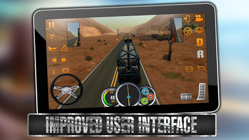 Truck Simulator USA 2.2.0 screenshots 4