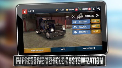 Truck Simulator USA 2.2.0 screenshots 7
