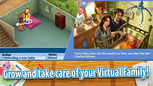 Virtual Families 2 1.7.6 screenshots 8