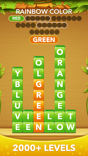 Word Heaps – Swipe to Connect the Stack Word Games 3.5 screenshots 2