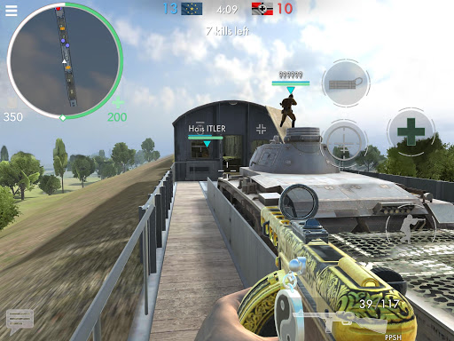 World War Heroes WW2 FPS 1.17.1 screenshots 14