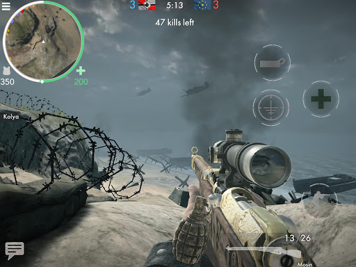 World War Heroes WW2 FPS 1.17.1 screenshots 9