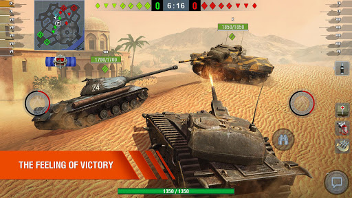 World of Tanks Blitz MMO 7.2.0.575 screenshots 1