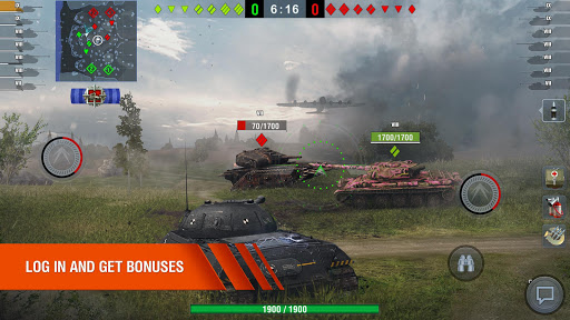World of Tanks Blitz MMO 7.2.0.575 screenshots 13