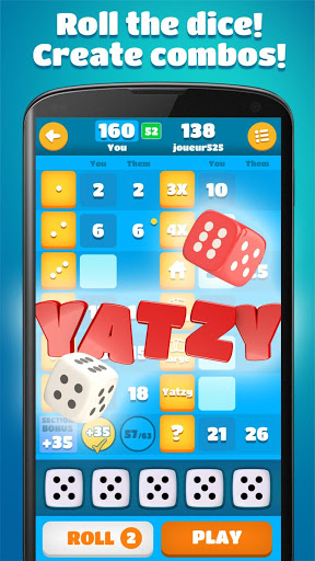 Yatzy 1.35 screenshots 10