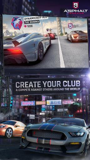 Asphalt 9 Legends – Epic Car Action Racing Game 2.4.7a screenshots 4