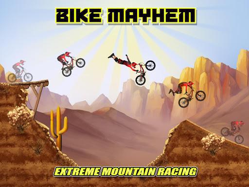 Bike Mayhem Mountain Racing screenshots 11