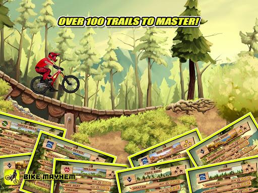Bike Mayhem Mountain Racing screenshots 15