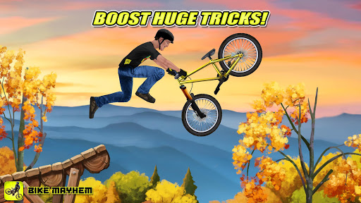 Bike Mayhem Mountain Racing screenshots 2