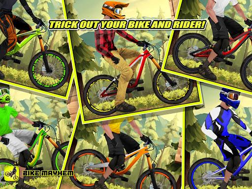 Bike Mayhem Mountain Racing screenshots 9