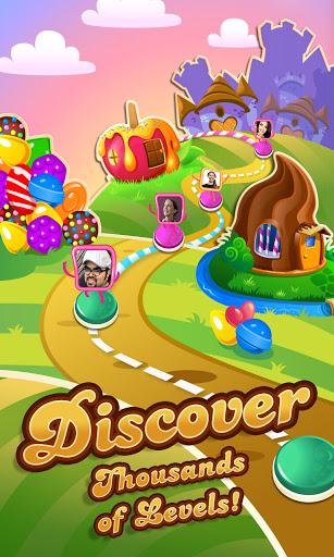 Candy Crush Saga screenshots 4