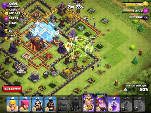 Clash of Clans 13.369.18 screenshots 12
