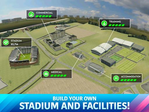 Dream League Soccer 2020 7.42 screenshots 11