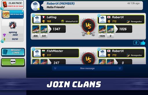 Fishing Clash Fish Catching Games 1.0.123 screenshots 12