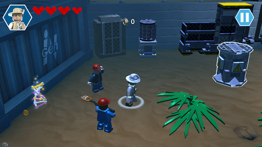LEGO Jurassic World screenshots 1
