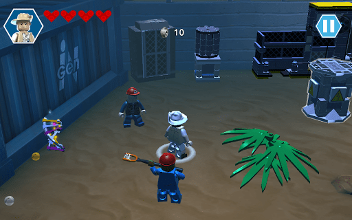 LEGO Jurassic World screenshots 9