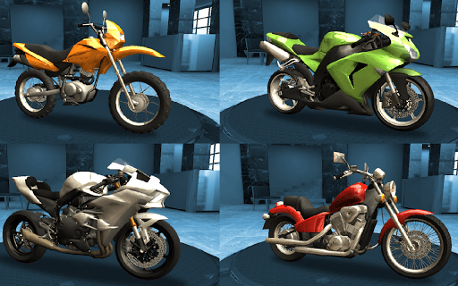 Racing Fever Moto v1.81.0 screenshots 9