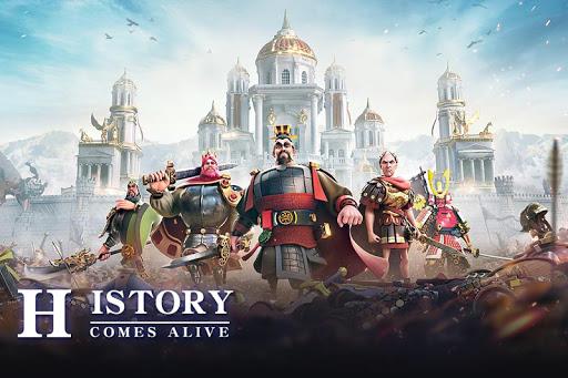 Rise of Kingdoms Lost Crusade 1.0.38.10 screenshots 2
