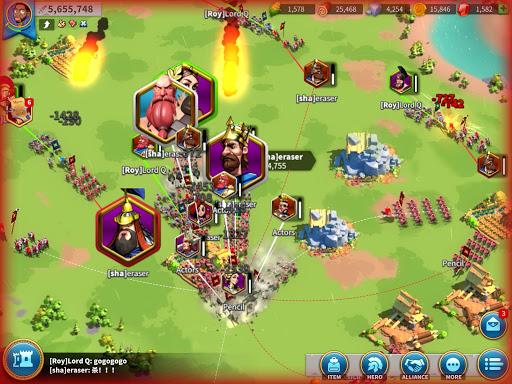 Rise of Kingdoms Lost Crusade 1.0.38.10 screenshots 23