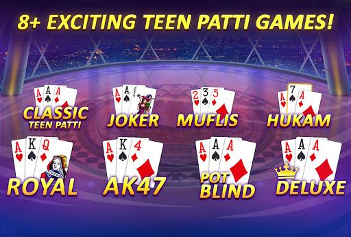 Teen Patti Gold – 3 Patti Rummy Poker amp Cricket 5.61 screenshots 4