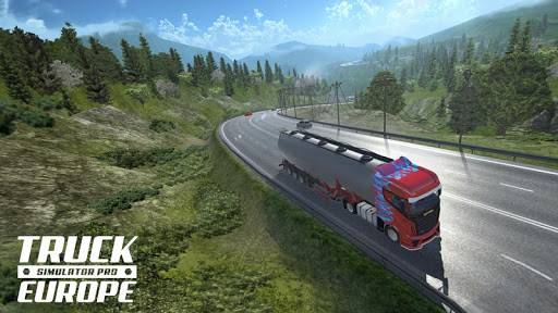 Truck Simulator PRO Europe 1.2 screenshots 11