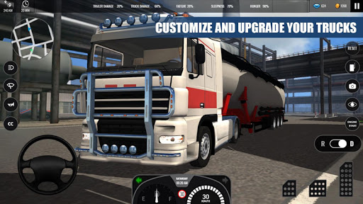 Truck Simulator PRO Europe 1.2 screenshots 13