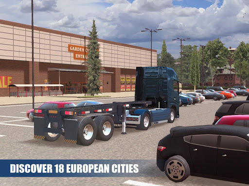 Truck Simulator PRO Europe 1.2 screenshots 7