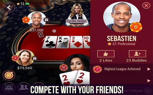 Zynga Poker Free Texas Holdem Online Card Games 21.99 screenshots 12
