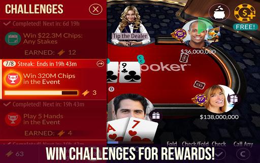 Zynga Poker Free Texas Holdem Online Card Games 21.99 screenshots 8