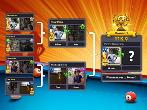 8 Ball Pool 5.1.0 screenshots 15