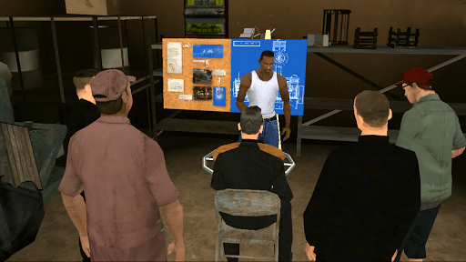 Grand Theft Auto San Andreas screenshots 8