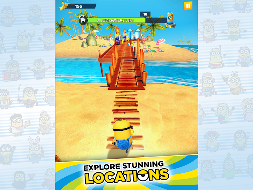 Minion Rush Despicable Me Official Game 7.5.0f screenshots 13