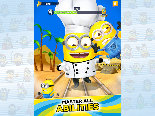Minion Rush Despicable Me Official Game 7.5.0f screenshots 14