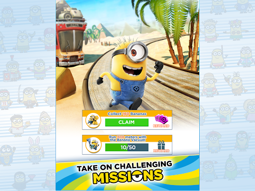 Minion Rush Despicable Me Official Game 7.5.0f screenshots 15
