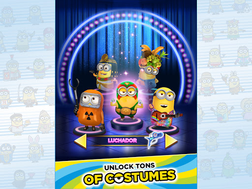 Minion Rush Despicable Me Official Game 7.5.0f screenshots 20