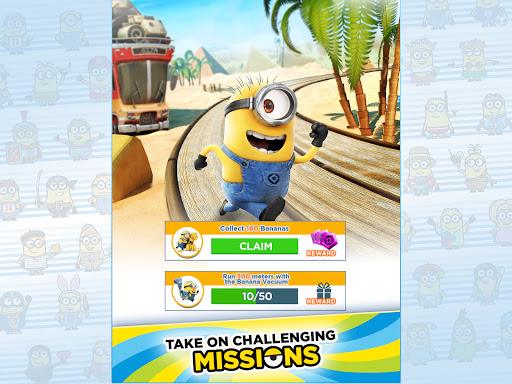 Minion Rush Despicable Me Official Game 7.5.0f screenshots 23