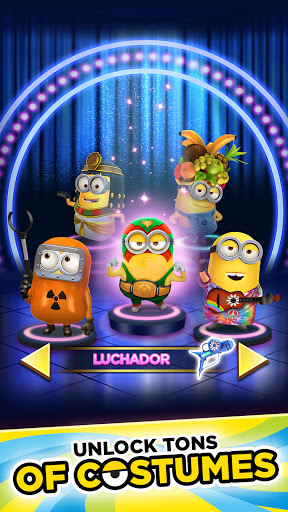 Minion Rush Despicable Me Official Game 7.5.0f screenshots 4