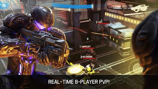 N.O.V.A. Legacy 5.8.3c screenshots 11