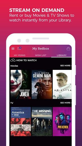 REDBOX Rent Stream amp Buy 9.67.0 screenshots 2