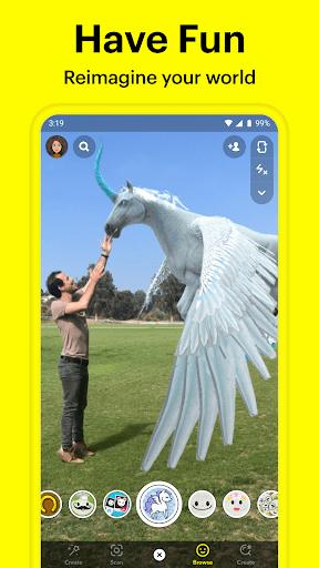 Snapchat 11.5.0.69 screenshots 3