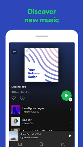 Spotify Listen to new music and play podcasts 8.5.84.875 screenshots 7
