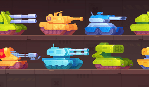 Tank Stars 1.5.2 screenshots 6