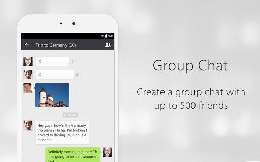 WeChat 7.0.17 screenshots 11