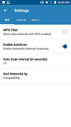 WIFI WPS WPA TESTER 4.0.3 screenshots 4
