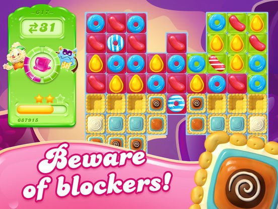 Candy Crush Jelly Saga – Unlimited Lives Apk Mod
